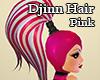 Djinn Hair Pink
