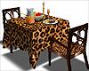 Leopard Dinner for 2