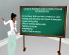 Lamaze Instruction Board