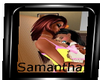 our daughter Samantha