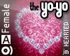 jm| YoYo Hearted (F)