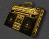 Golden Boombox