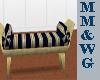 *MM* (SB) Elegant Bench
