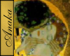 The Kiss, Klimt Painting