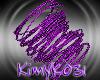 KMK-PurpleShimmerBngls L