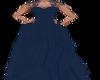 [TPK] Blu Princess Dress