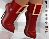 Christmas Red Boots