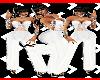 MzM White Lace Fit XXL