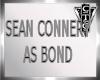 CTG SEAN CONNERY AS BOND