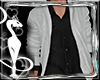 Sweater Jacket  White