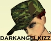 !Camouflage Army Hat