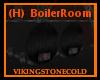 (H) Boiler Room
