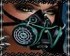 Gothic mask blue V2