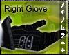 Rai Pinstripe Glove R