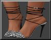 Leopard/Black Heels