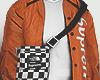 Orenge + Bag.