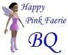 Happy Pink Fearie