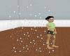 animated heavey snow