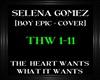 SelenaGomez~TheHeartWant