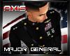 AX - USMC Major General