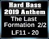 Hard Bass Anthem 2019 2