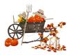 Fall Deco Cart