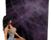 Purple Night Fractal BG