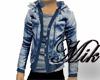 !!Mik Jeans jaket &shirt