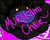 MURAKAMI FLOWER CHAIR