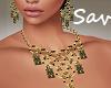 Italian Gold Jewel Set