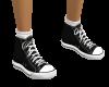 black sneakers 2