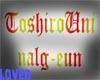 toshirouni headsign