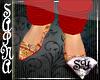 [SY]Redwhite Groom shoe