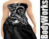 BBW Diamond Swirl Black