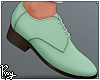 Mint Madness Shoes