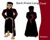 Dark Priest Coat {Lust}