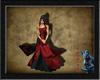 queen dress lilith