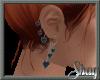 Nova Heart Earrings