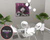 OMO white dining table