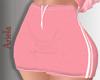 A! Pink skirt