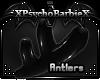 [PB]Antlers Black