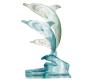nemo's dolphine statue