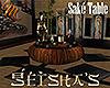 [M] Geisha's Saké Table