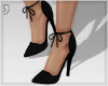 , Lace Bow Heels