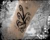 Wrist tat ~ sparkle <3