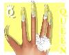 Q. Frozen Lemonde Nails