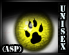(ASP) Furry Lenses Lemon