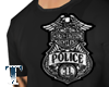 ! Harley Police T-Shirt