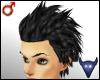 Sharpie hair black (m)