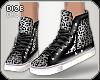 ! Leopard Sneackers  SIL